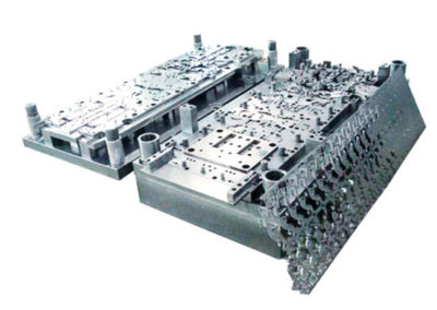 SGS-Certification-Progressive-Stamping-Die-for-Nissan-Auto-Part-Mold